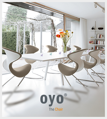 Oyo der Stuhl